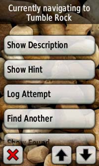 400t_geocaching_menu