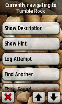 400t_geocaching_menu